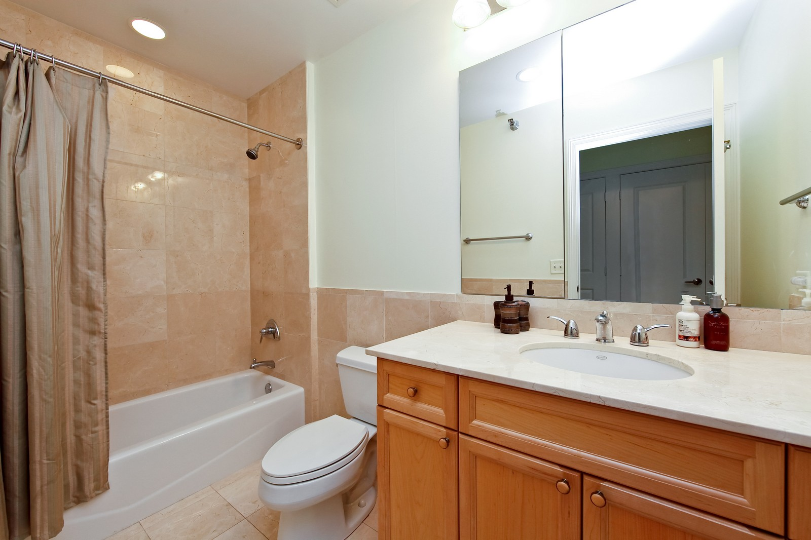 Real Estate Photography - 55 E Erie, 2005, Chicago, IL, 60611 - Bathroom