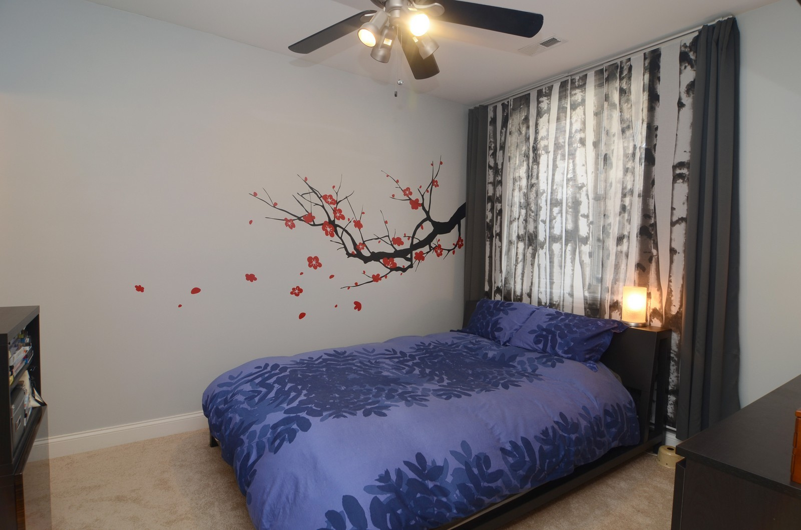 Real Estate Photography - 3516 W. Leland Ave, 1, Chicago, IL, 60625 - Master Bedroom