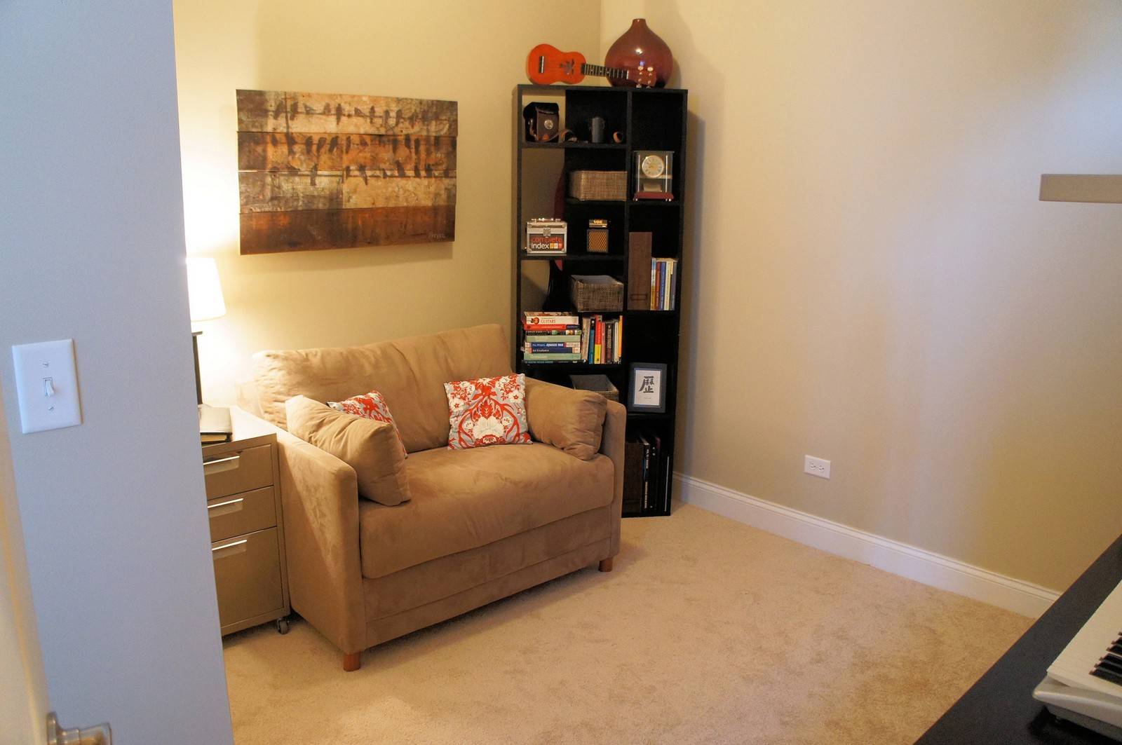 Real Estate Photography - 3516 W. Leland Ave, 1, Chicago, IL, 60625 - 2nd Bedroom