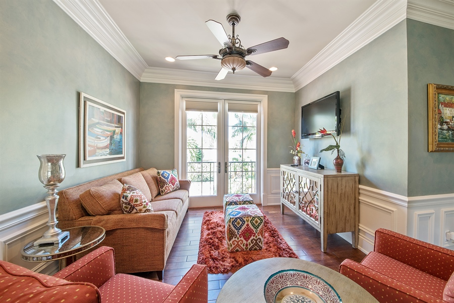 Real Estate Photography - 4800 Whispering Pine Way, Naples, FL, 34103 - Extra Room
