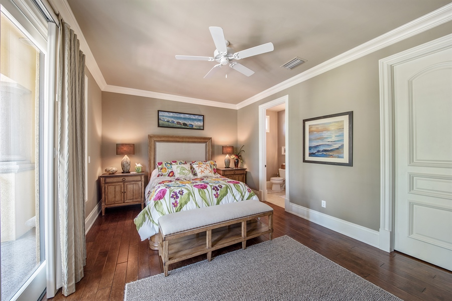 Real Estate Photography - 4800 Whispering Pine Way, Naples, FL, 34103 - 2nd Bedroom