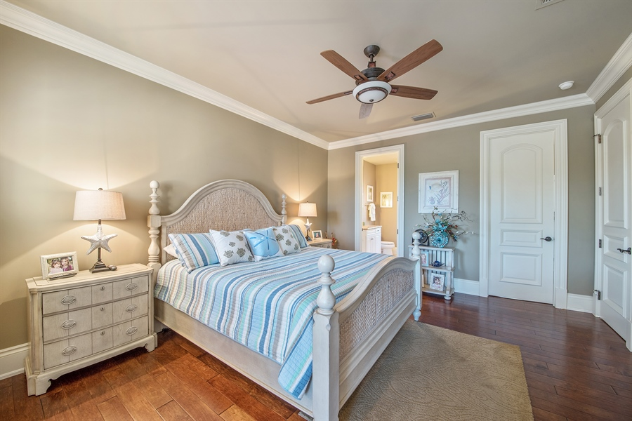 Real Estate Photography - 4800 Whispering Pine Way, Naples, FL, 34103 - 3rd Bedroom