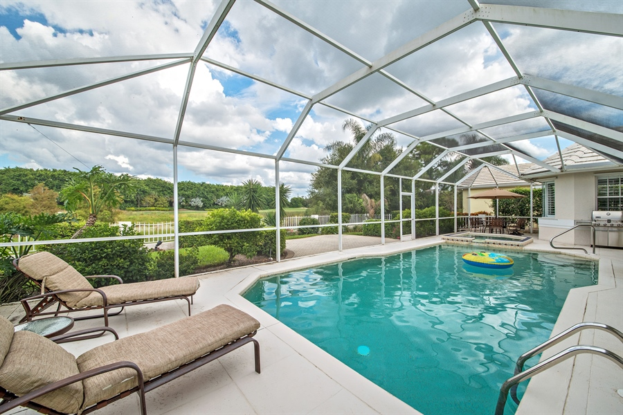 Real Estate Photography - 811 Ashburton Dr, Naples, FL, 34110 - View