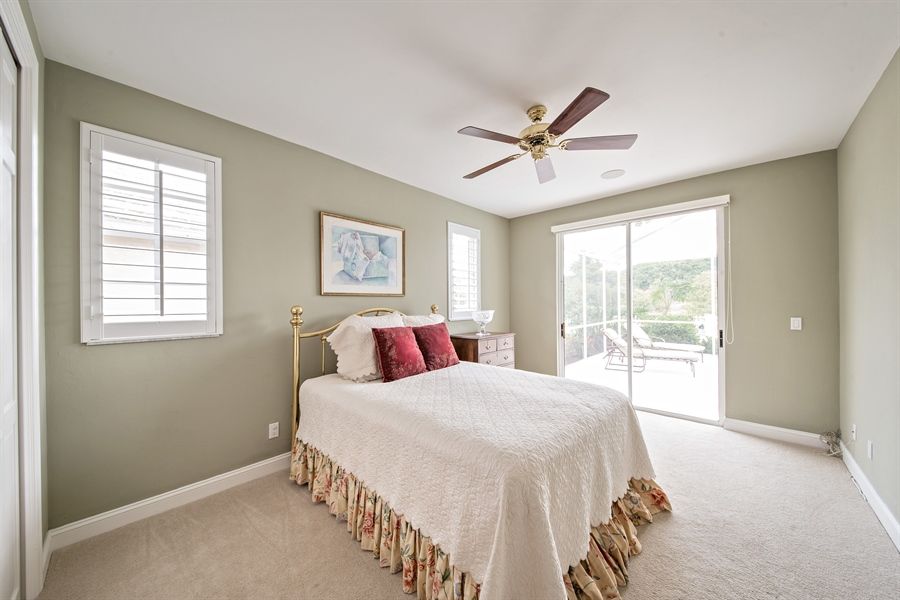 Real Estate Photography - 811 Ashburton Dr, Naples, FL, 34110 - 2nd Bedroom