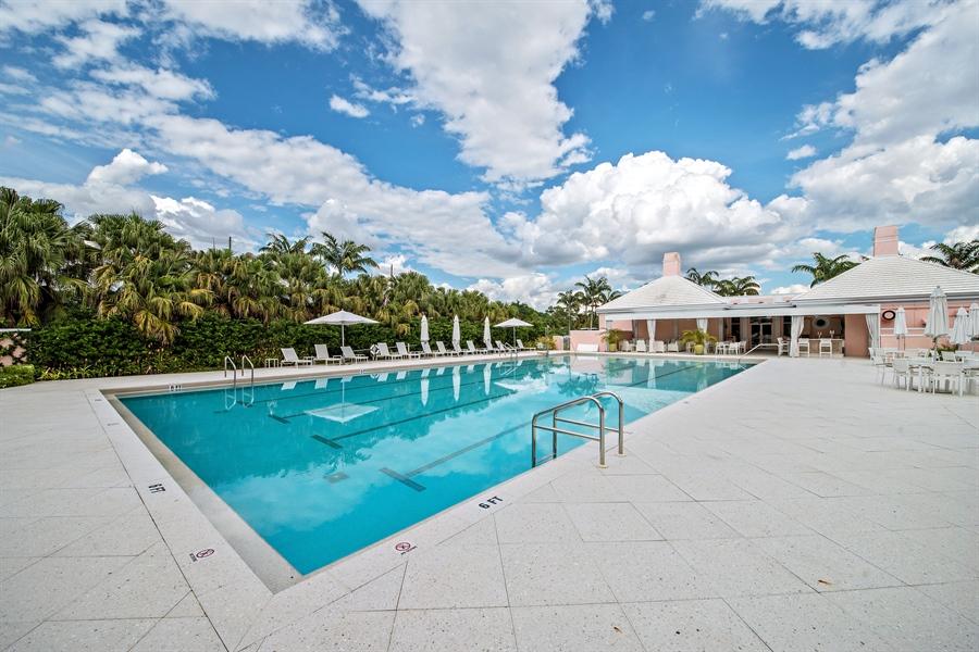 Real Estate Photography - 811 Ashburton Dr, Naples, FL, 34110 - Pool