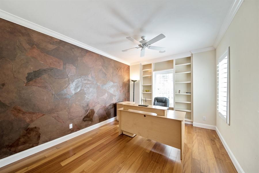 Real Estate Photography - 811 Ashburton Dr, Naples, FL, 34110 - Office