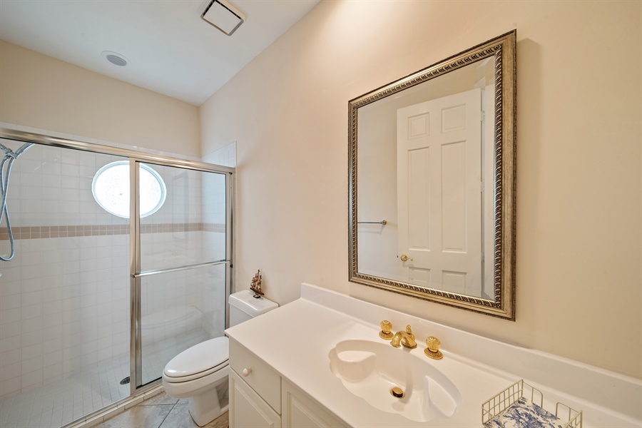 Real Estate Photography - 811 Ashburton Dr, Naples, FL, 34110 - Bathroom