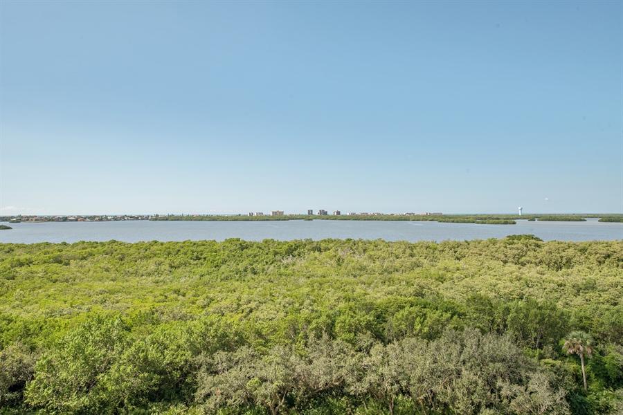 Real Estate Photography - 4851 Bonita Bay Blvd, Unit 702, Bonita Springs, FL, 34134 - Bay View