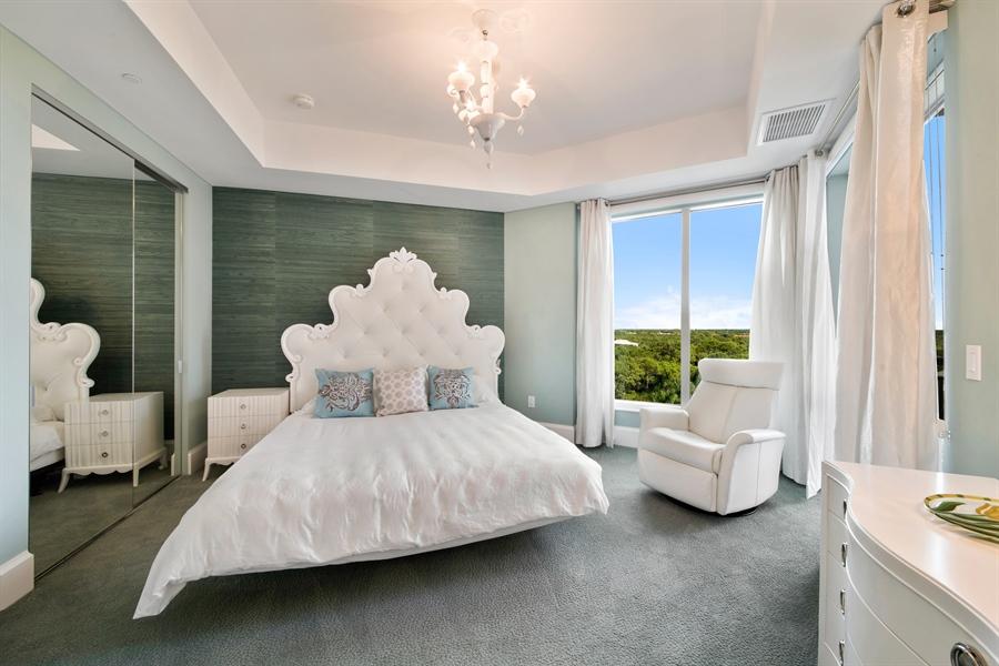 Real Estate Photography - 4851 Bonita Bay Blvd, Unit 702, Bonita Springs, FL, 34134 - 2nd Bedroom