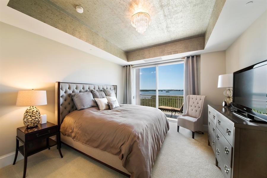 Real Estate Photography - 4851 Bonita Bay Blvd, Unit 702, Bonita Springs, FL, 34134 - Bedroom