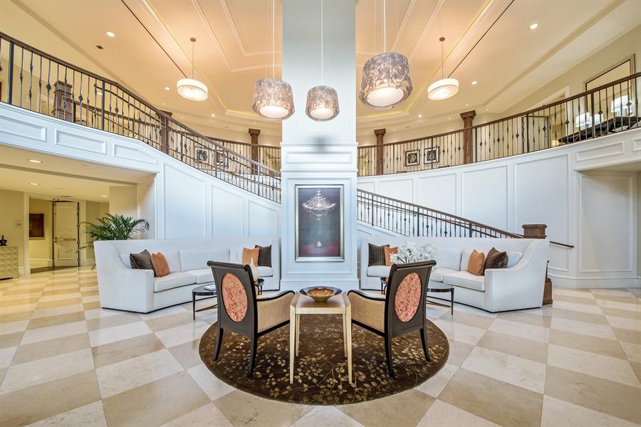 Real Estate Photography - 4851 Bonita Bay Blvd, Unit 702, Bonita Springs, FL, 34134 - Entrance