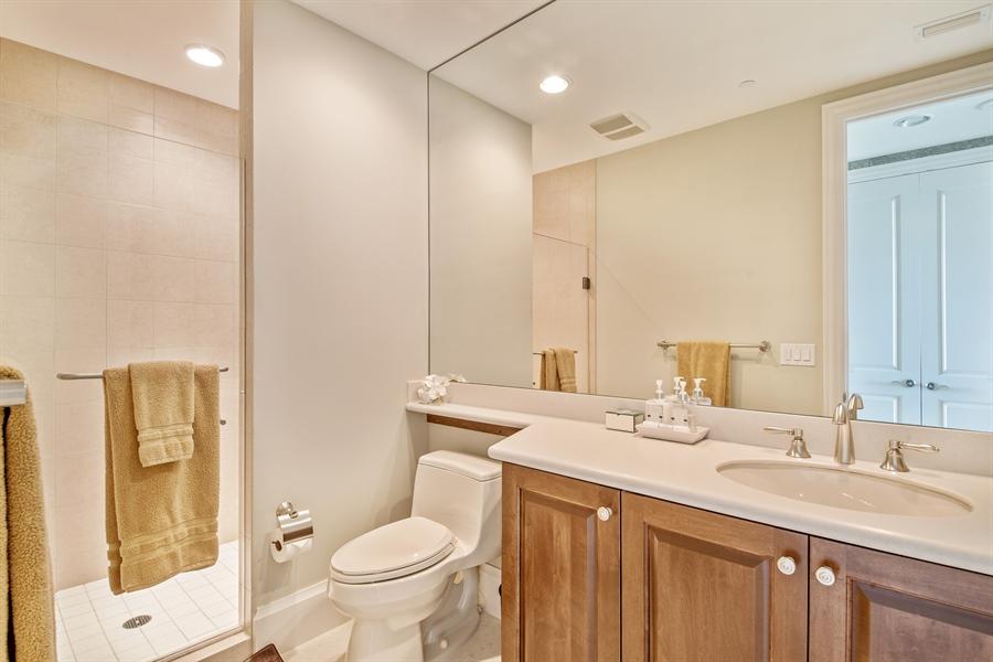 Real Estate Photography - 4851 Bonita Bay Blvd, Unit 702, Bonita Springs, FL, 34134 - Bathroom