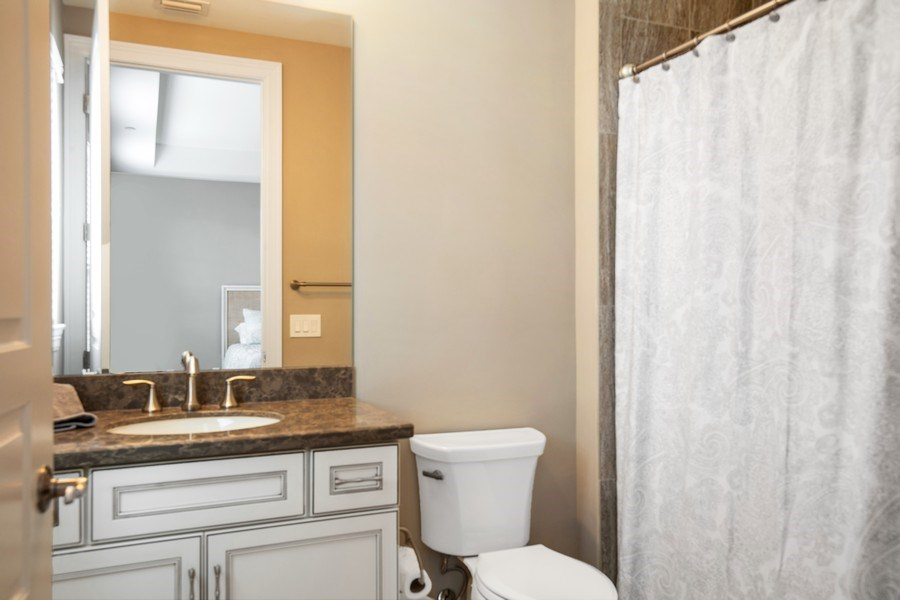 Real Estate Photography - 16433 Carrara Way #301, Naples, FL, 34110 - 3rd Bathroom