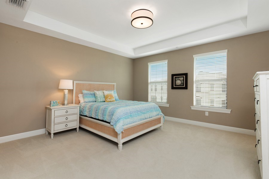 Real Estate Photography - 16433 Carrara Way #301, Naples, FL, 34110 - 3rd Bedroom