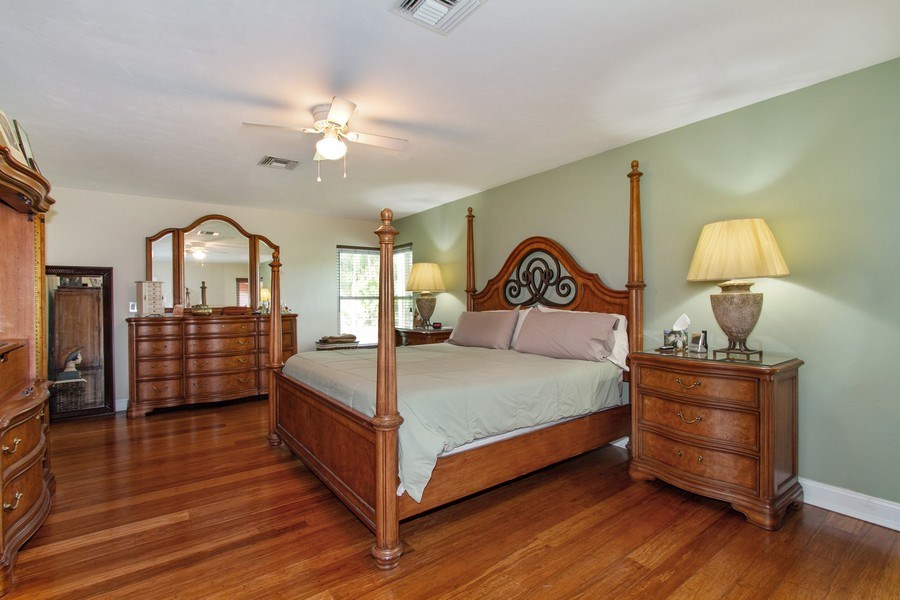 Real Estate Photography - 3480 19th Ave SW, Naples, FL, 34117 - Master Bedroom