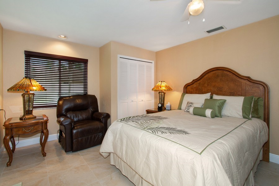Real Estate Photography - 3480 19th Ave SW, Naples, FL, 34117 - 2nd Bedroom