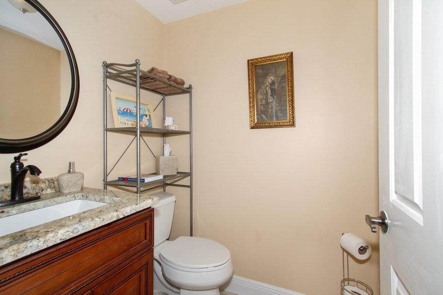 Real Estate Photography - 3480 19th Ave SW, Naples, FL, 34117 - Half Bath