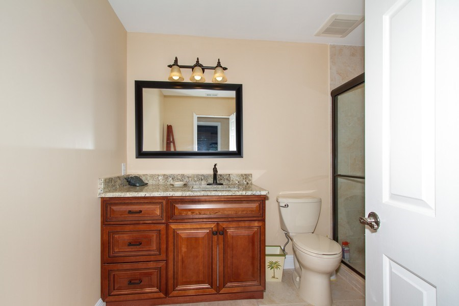 Real Estate Photography - 3480 19th Ave SW, Naples, FL, 34117 - Bathroom