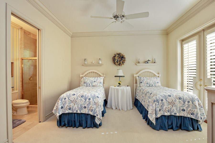 Real Estate Photography - 12266 Colliers Reserve Dr, Naples, FL, 34110 - Guest Bedroom