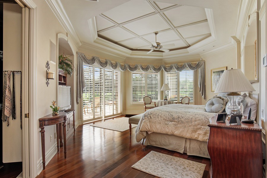 Real Estate Photography - 12266 Colliers Reserve Dr, Naples, FL, 34110 - Master Bedroom