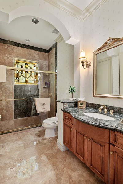 Real Estate Photography - 12266 Colliers Reserve Dr, Naples, FL, 34110 - Full Bath off Office/Den