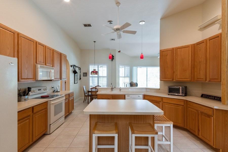 Real Estate Photography - 366 Burnt Pine Drive, Naples, FL, 34119 - Kitchen