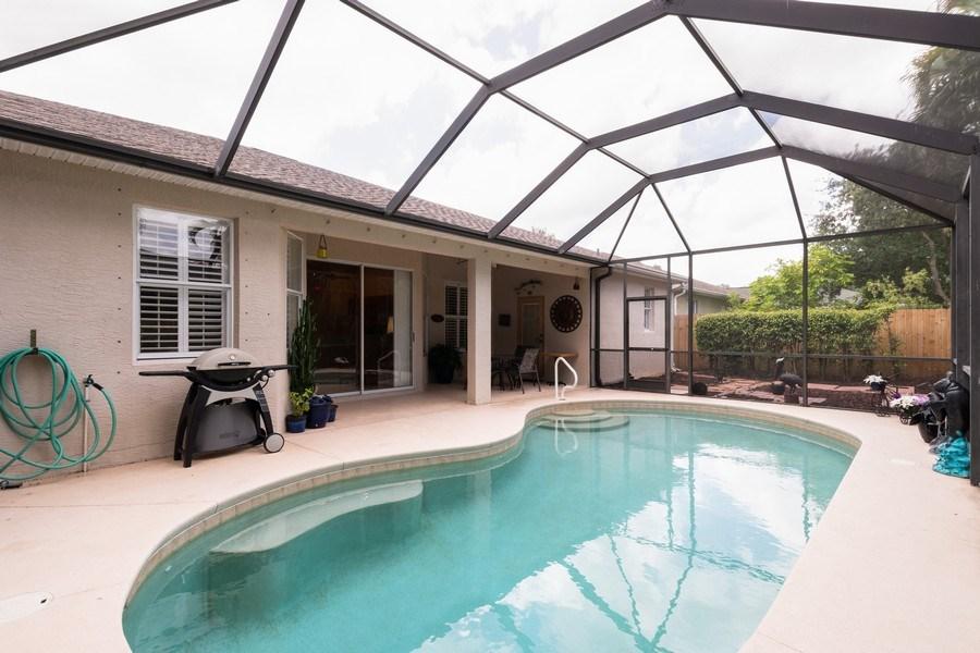 Real Estate Photography - 366 Burnt Pine Drive, Naples, FL, 34119 - Pool