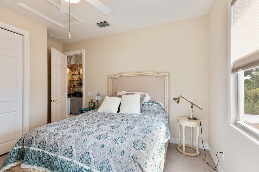 Real Estate Photography - 636 102nd Ave N, Naples, FL, 34108 - 2nd Bedroom