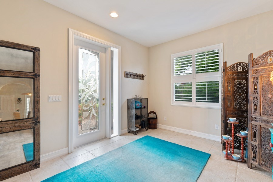 Real Estate Photography - 636 102nd Ave N, Naples, FL, 34108 - Foyer