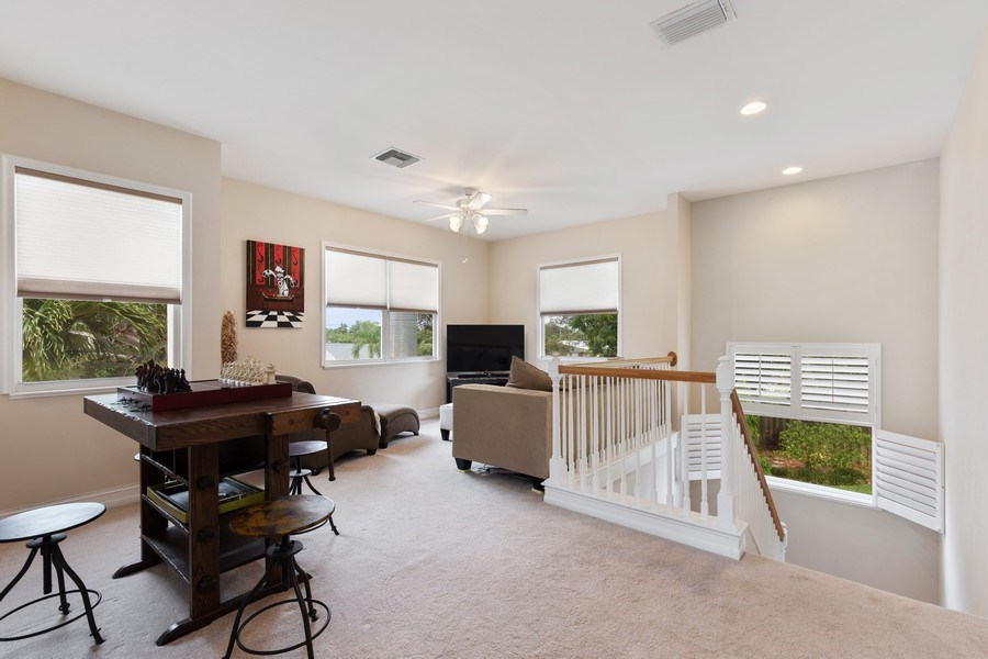 Real Estate Photography - 636 102nd Ave N, Naples, FL, 34108 - Loft