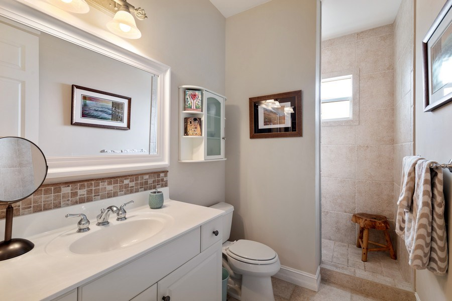 Real Estate Photography - 636 102nd Ave N, Naples, FL, 34108 - 2nd Bathroom