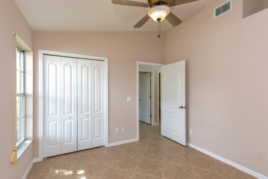 Real Estate Photography - 1603 Weybridge Circle, Naples, FL, 34110 - 3rd Bedroom