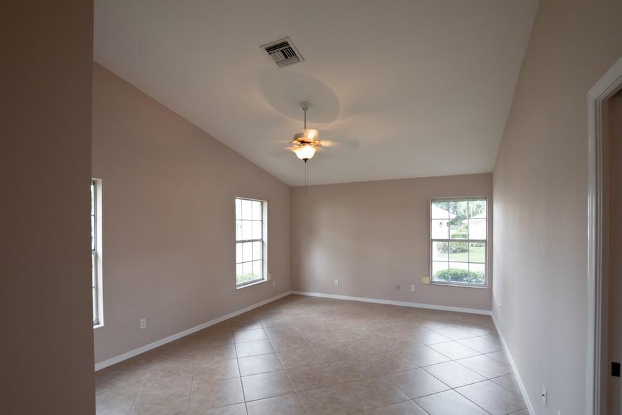 Real Estate Photography - 1603 Weybridge Circle, Naples, FL, 34110 - Master Bedroom