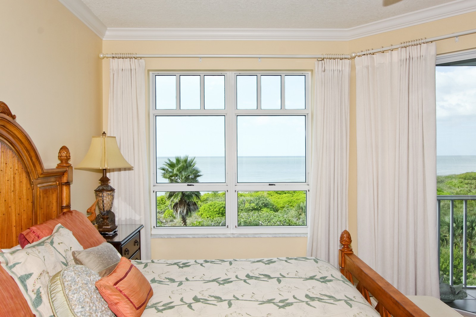 Real Estate Photography - 265 Barefoot Beach, Unit 303, Bonita Springs, FL, 34134 - Master Bedroom