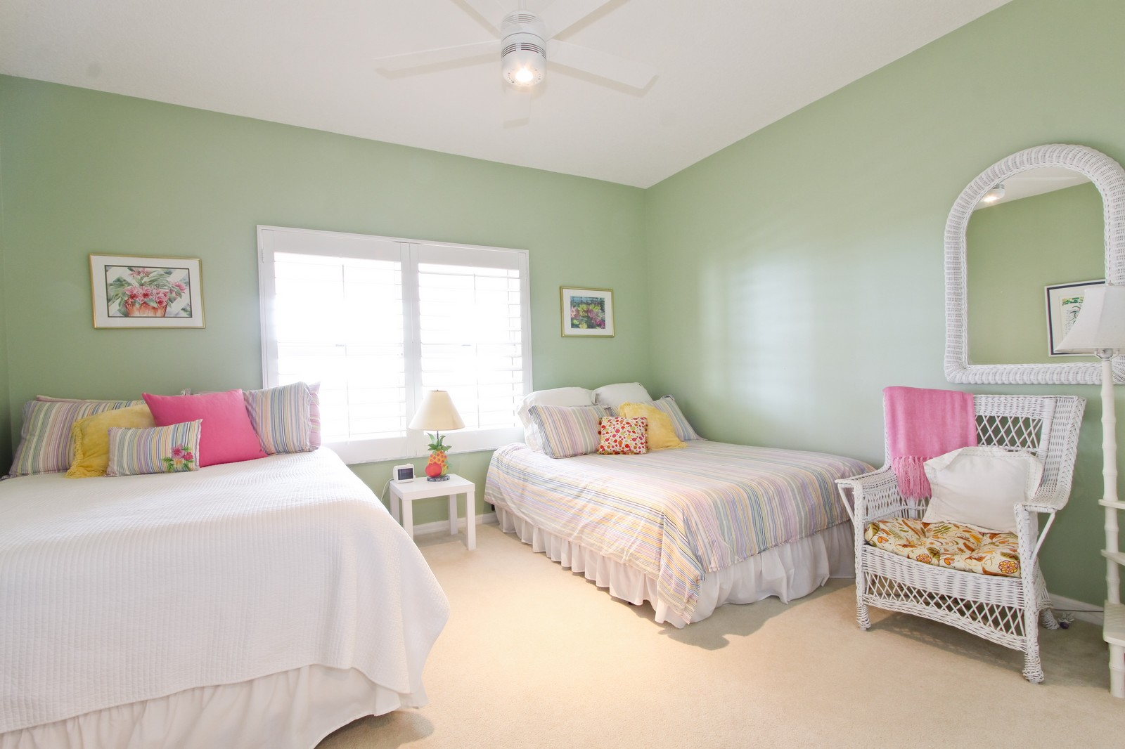 Real Estate Photography - 265 Barefoot Beach, Unit 303, Bonita Springs, FL, 34134 - Guest Bedroom