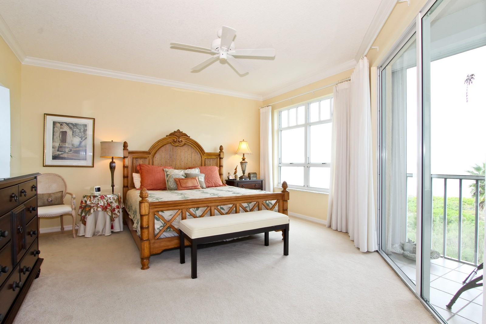 Real Estate Photography - 265 Barefoot Beach, Unit 303, Bonita Springs, FL, 34134 - Master Bathroom
