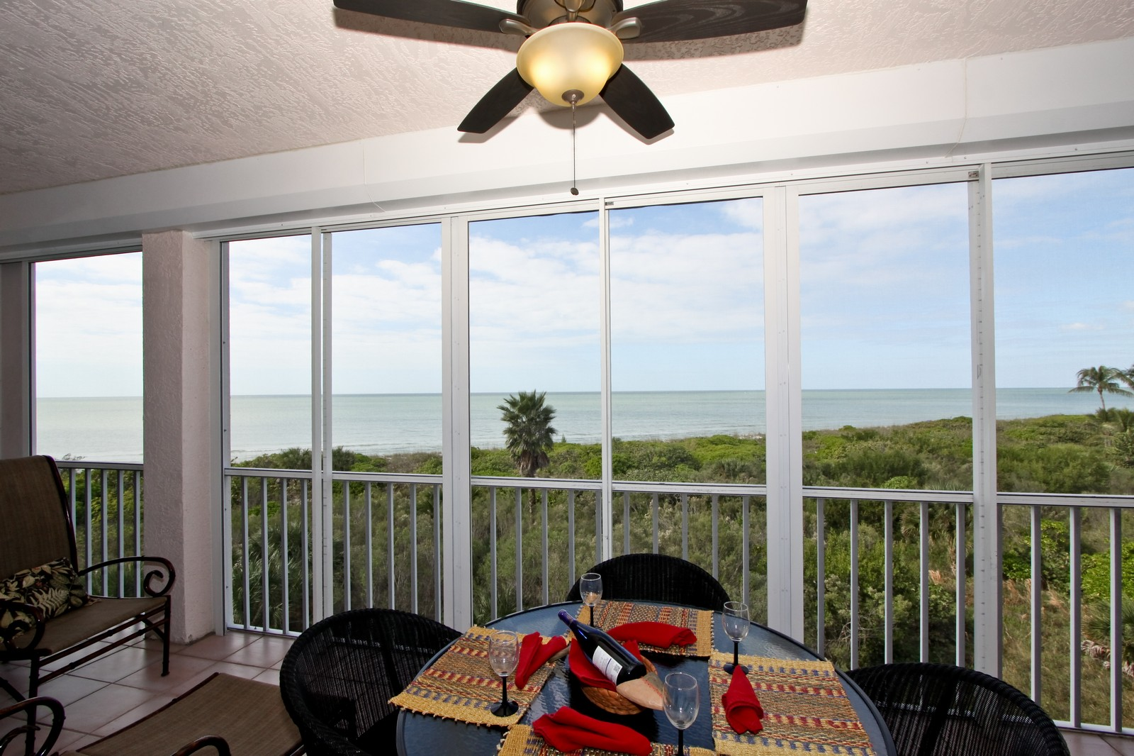 Real Estate Photography - 265 Barefoot Beach, Unit 303, Bonita Springs, FL, 34134 - Front View