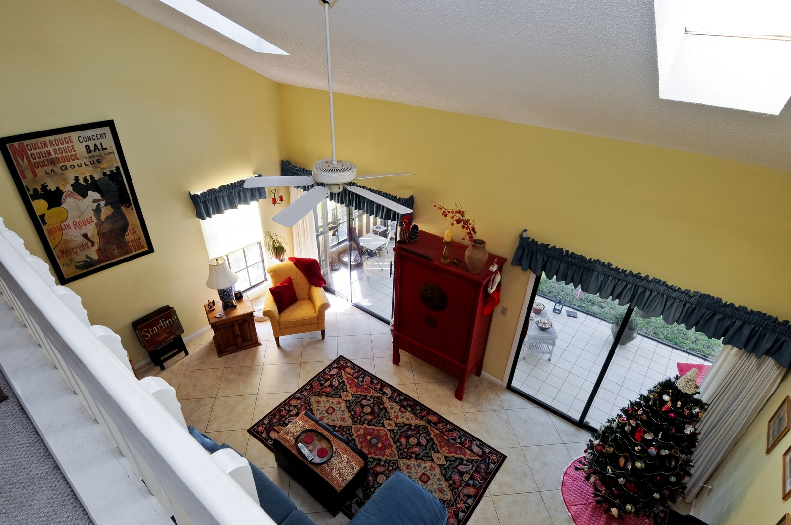Real Estate Photography - 795 Meadowland Dr., A, Naples, FL, 34108 - Loft View A