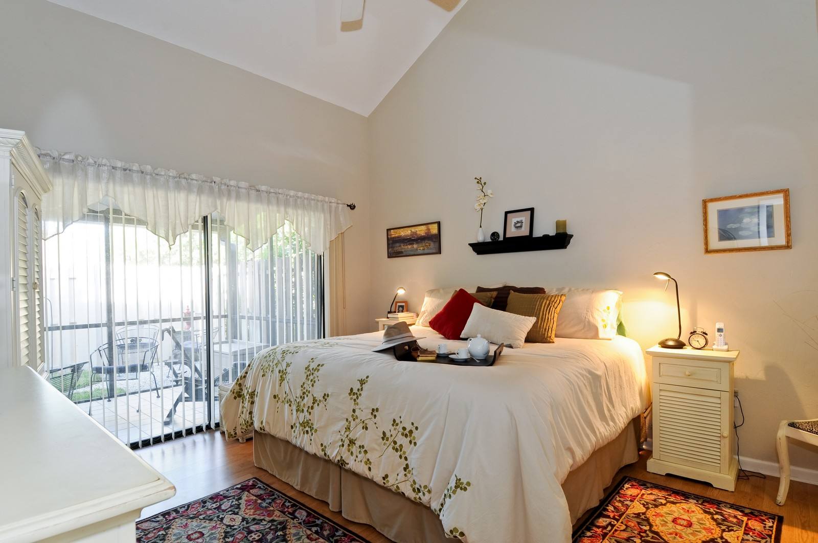 Real Estate Photography - 795 Meadowland Dr., A, Naples, FL, 34108 - Master Bedroom