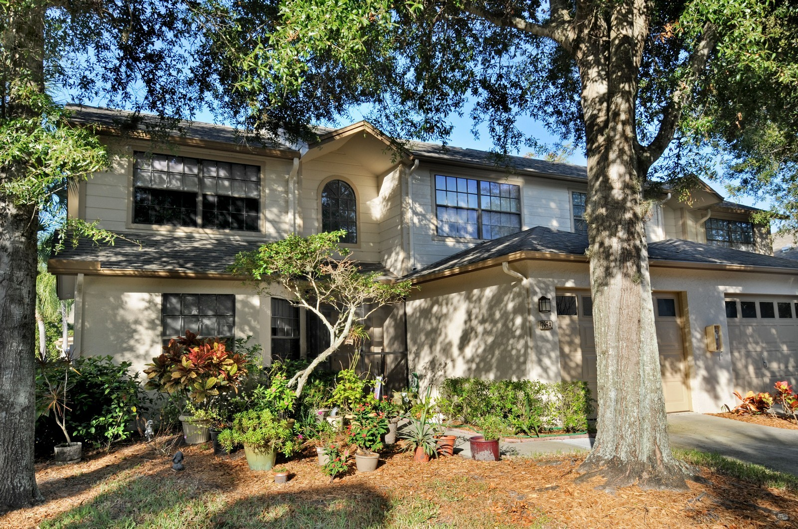 Real Estate Photography - 795 Meadowland Dr., A, Naples, FL, 34108 - Front View