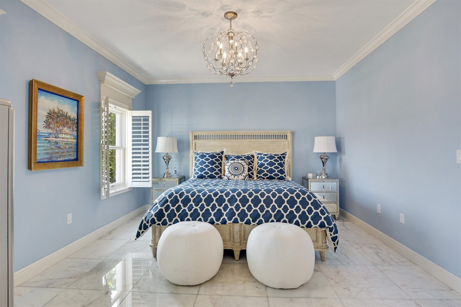 Real Estate Photography - 292 14th Ave. South, A B, Naples, FL, 34102 - Master Bedroom