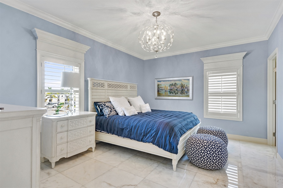 Real Estate Photography - 292 14th Ave. South, A B, Naples, FL, 34102 - Bedroom