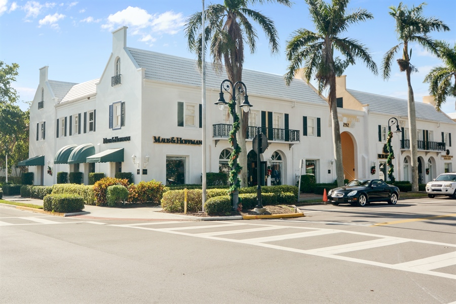 Real Estate Photography - 292 14th Ave. South, A B, Naples, FL, 34102 - Front View