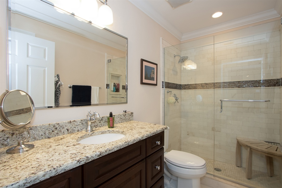 Real Estate Photography - 11361 Longwater Chase, Fort Myers, FL, 33908 - 3rd Bathroom