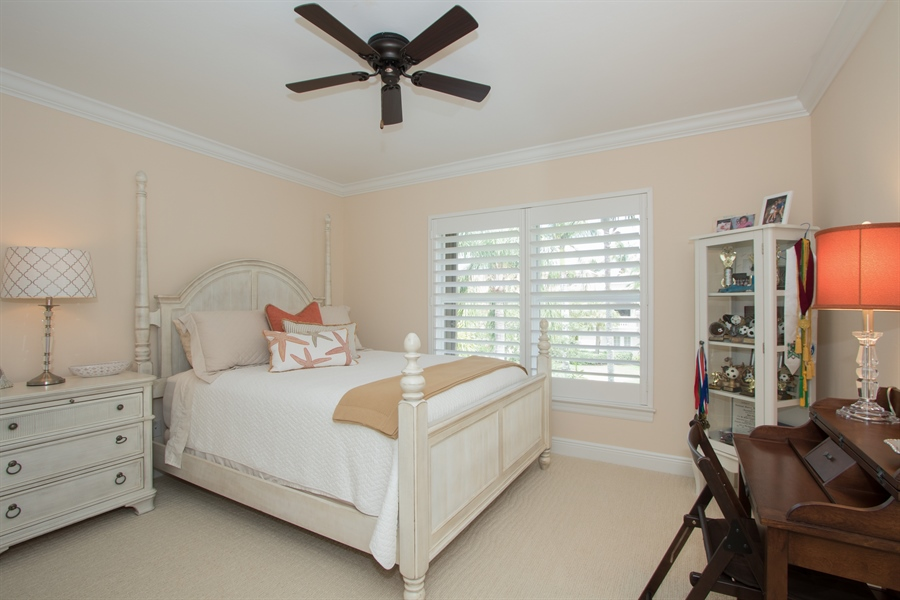 Real Estate Photography - 11361 Longwater Chase, Fort Myers, FL, 33908 - 4th Bedroom