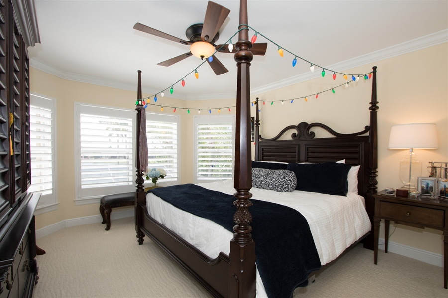 Real Estate Photography - 11361 Longwater Chase, Fort Myers, FL, 33908 - 5th Bedroom