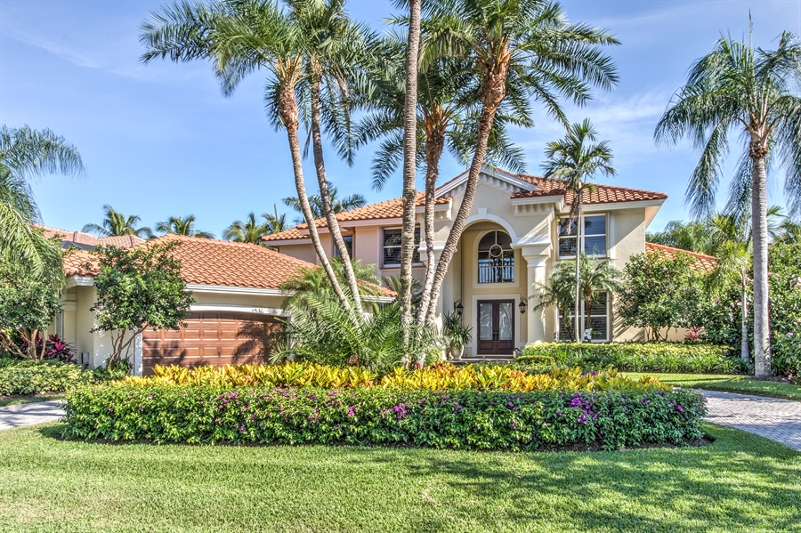 Real Estate Photography - 11361 Longwater Chase, Fort Myers, FL, 33908 - Front View