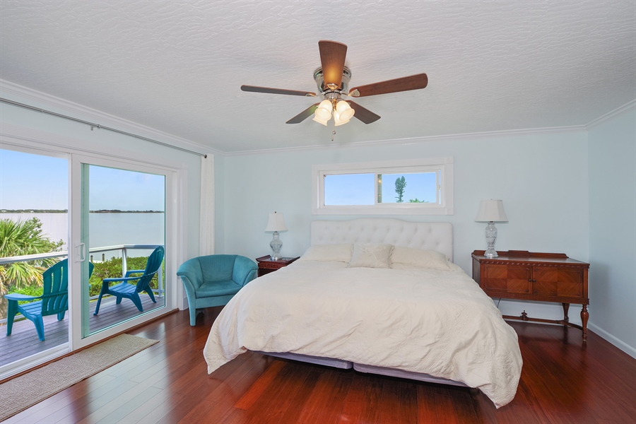 Real Estate Photography - 802 Loggerhead Island Dr., Satellite Beach, FL, 32937 - Master Bedroom