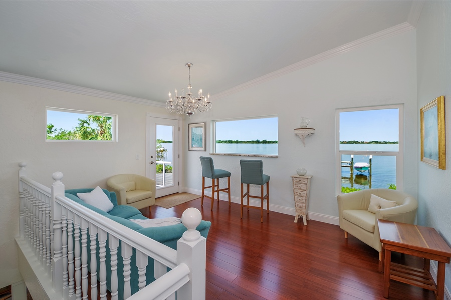 Real Estate Photography - 802 Loggerhead Island Dr., Satellite Beach, FL, 32937 - Loft
