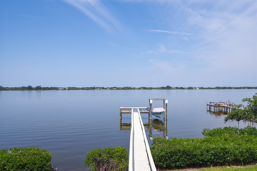 Real Estate Photography - 802 Loggerhead Island Dr., Satellite Beach, FL, 32937 - River View
